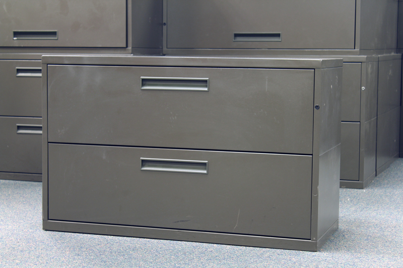 Meridian 2 Drawer Lateral File Cabinet Used File Cabinets