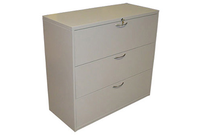 Partsco L Series Lateral File Cabinets