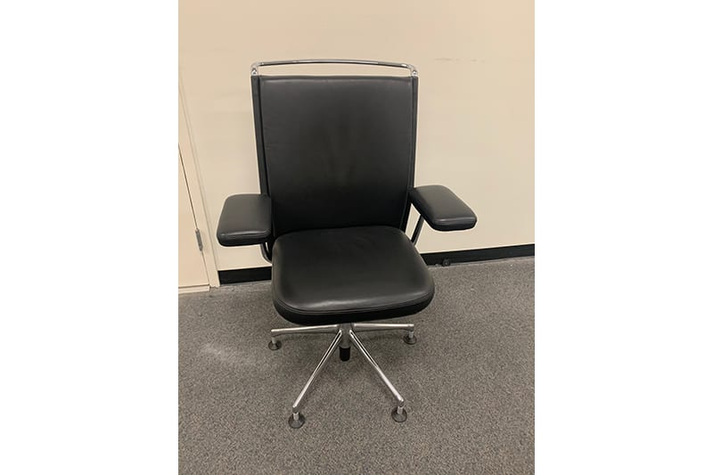 Used High Back Swivel Chair by Antonio Citterio